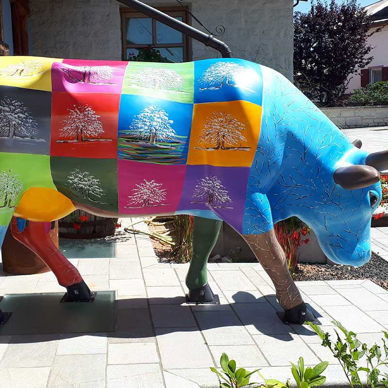 Cow Parade 13 Dicembre